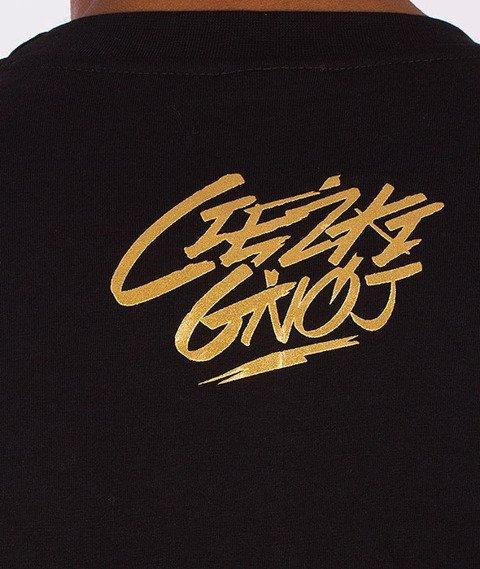 Gang Albanii-Heavy Shit T-Shirt Czarny