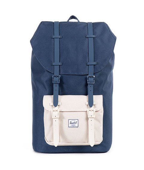 Herschel-Little America Backpack Navy/Natural  [10014-00610]
