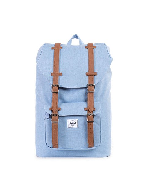 Herschel-Little America Mid Volume Chambray [10020-00931]