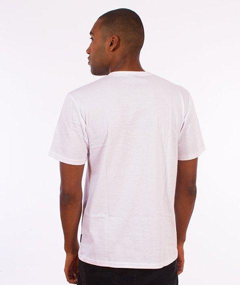 IAM. CLOTHES-Classic T-shirt Biały