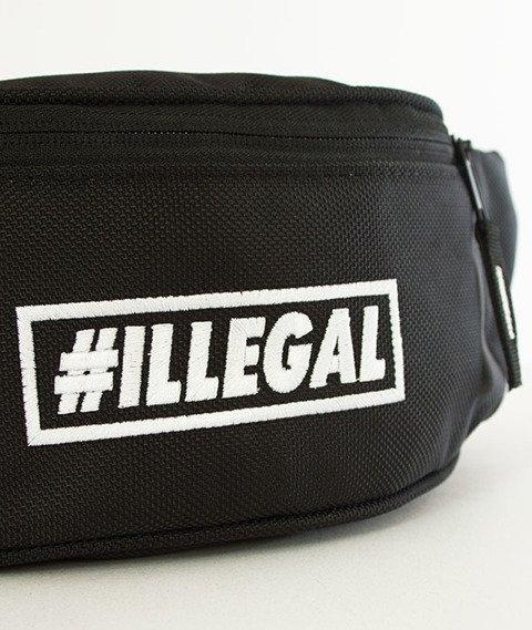 Illegal-Illegal Ramka Street Bag Nerka Czarna/Biała
