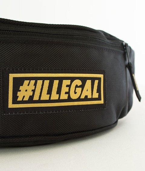 Illegal-Illegal Ramka Street Bag Nerka Czarna/Złota