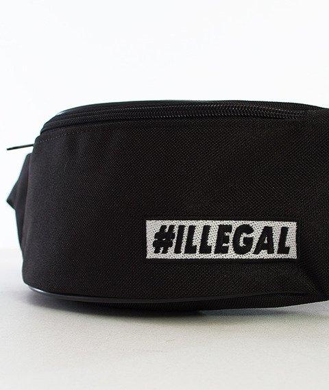 Illegal-Illegal Small Street Bag Nerka Czarna