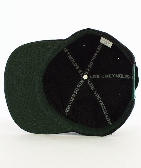 Independent-Reynolds Patch Snapback Black