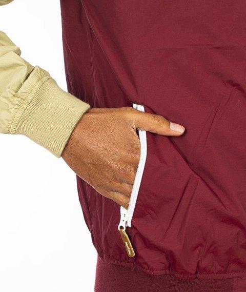 Iriedaily-Auf Deck Jacket Maroon