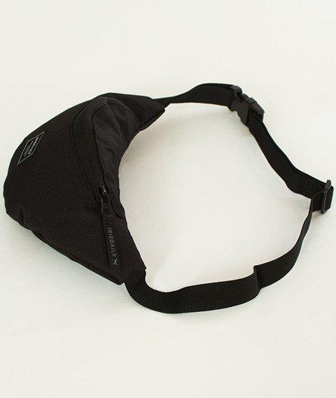 Iriedaily-City Zen 2 Hip Bag Black