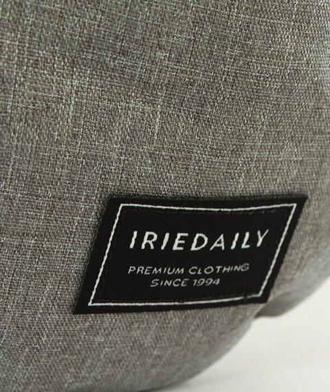 Iriedaily-City Zen 2 Hip Bag Grey Melange