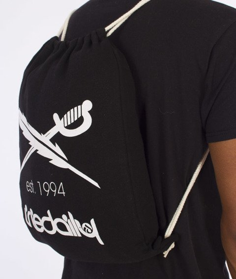 Iriedaily-Desire Nerd Beutel Sports Bag Worek Black