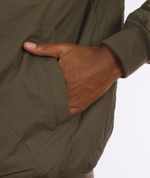 Iriedaily-Insulaner Blouson Jacket Kurtka Olive