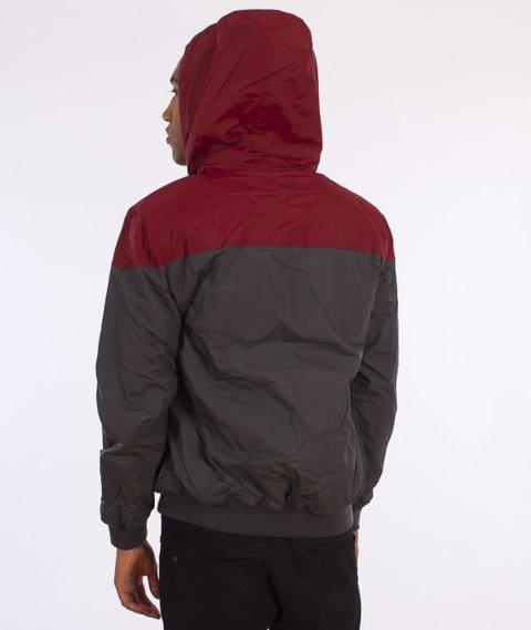Iriedaily-Insulaner Jacket Kurtka Anthra Red