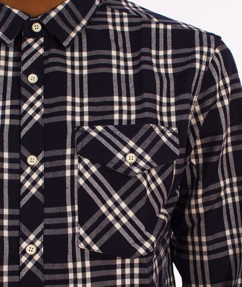 Iriedaily-Old Fella Shirt Koszula Navy