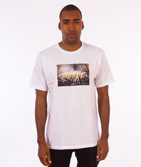 JWP-JWP/BC20 T-shirt Biały