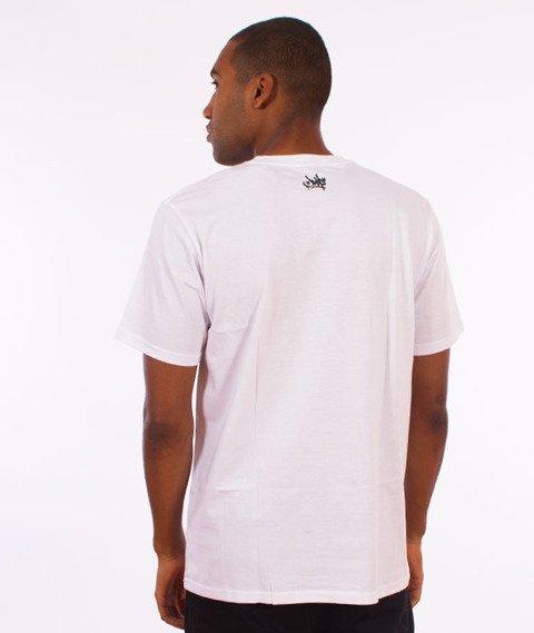 JWP-O.F.F. T-shirt Biały