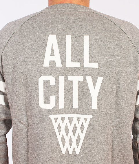 K1X-All City Bluza Szara