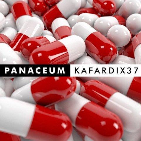 Kafar Dix37-Panaceum PLUS CD
