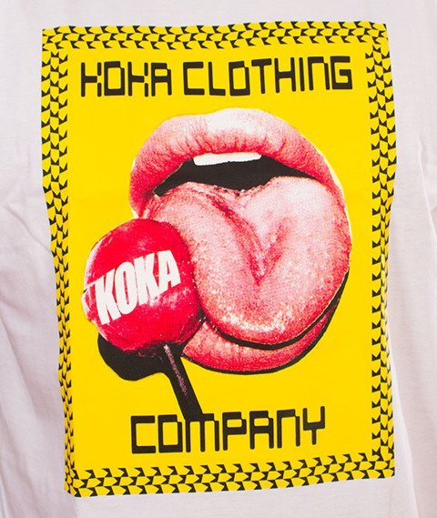 Koka-Lolly T-Shirt White