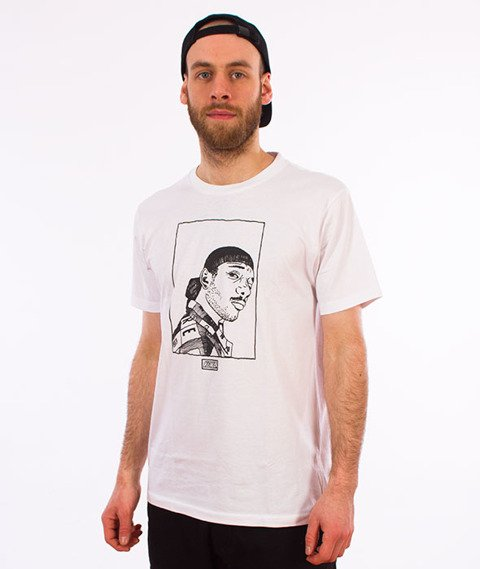 Koka-Mobb T-Shirt Biały
