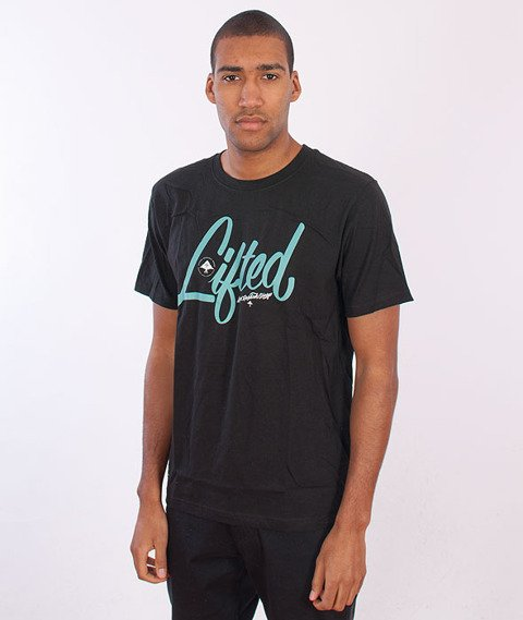 LRG-RC Script T-Shirt Black