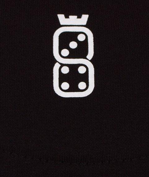 Lucky Dice-Classic Crewneck Bluza Czarna