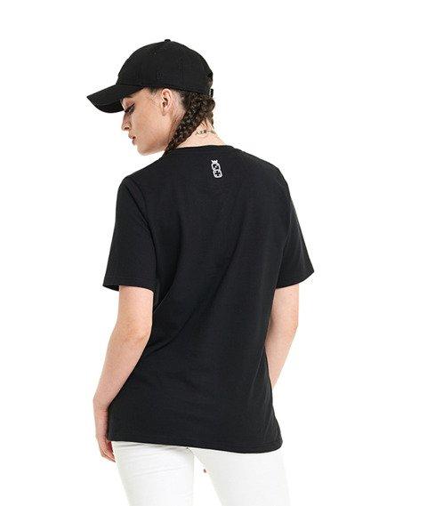 Lucky Dice-LD Classic T-Shirt Damski Czarny