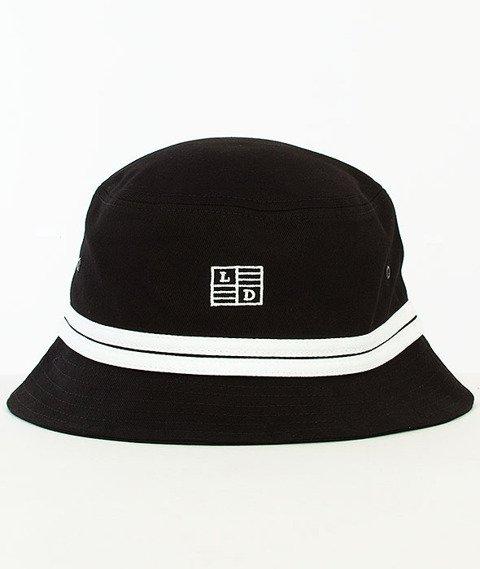 Lucky Dice-Two Stripes Bucket Hat Czarny