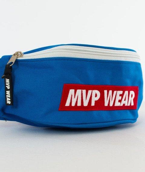 MVP WEAR-Logo Nerka Niebieska