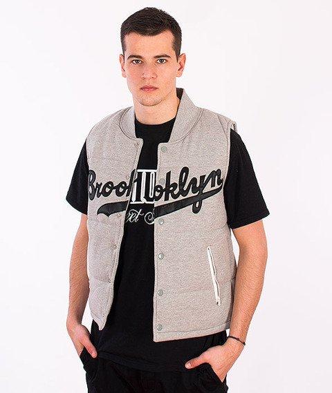 Majestic-Brooklyn Dodgers Vest Grey
