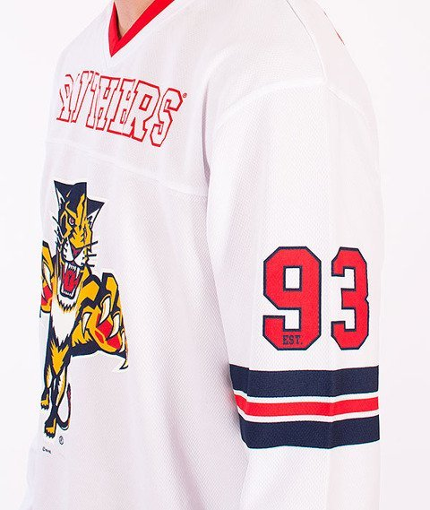 Majestic-Florida Panthers Longsleeve White