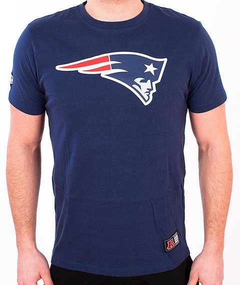 Majestic-New England Patriots T-shirt Navy