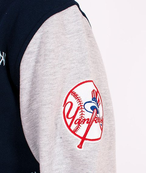 Majestic-New York Yankees Baseball Navy/Grey