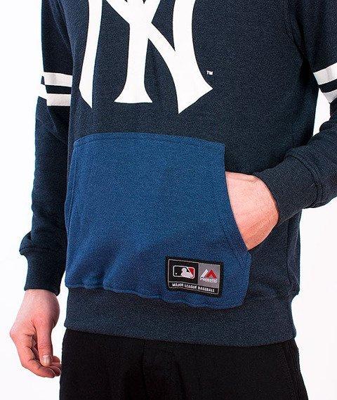 Majestic-New York Yankees Hoodie Navy
