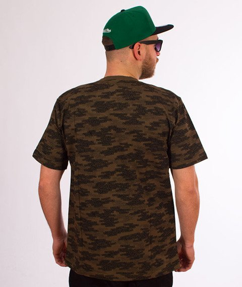 Mass-Assassin T-Shirt Khaki