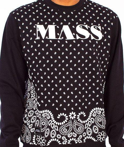 Mass-Bandana Bluza Czarna