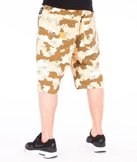 Mass-Base Pants Spodnie Krótkie Desert Camo