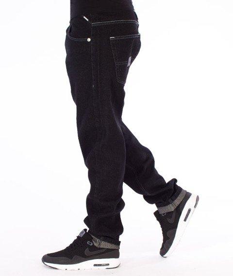 Mass BASE Jeans Regular Fit Black Rinse