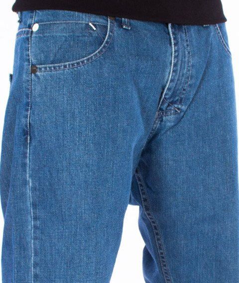Mass-Base Regular Fit Jeans Blue