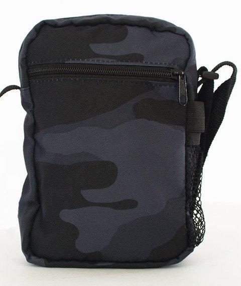 Mass-Base Small Bag Listonoszka Czarna/Camo