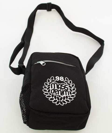Mass Base Small Bag Listonoszka Czarny