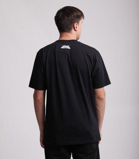 Mass-Base T-shirt Black