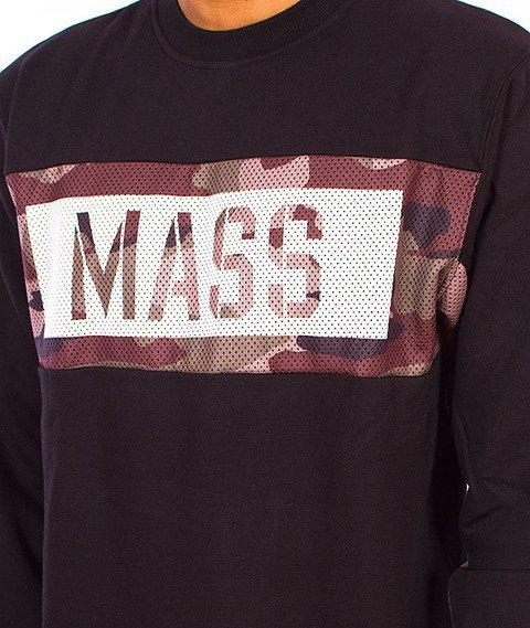 Mass-Battle Bluza Czarna