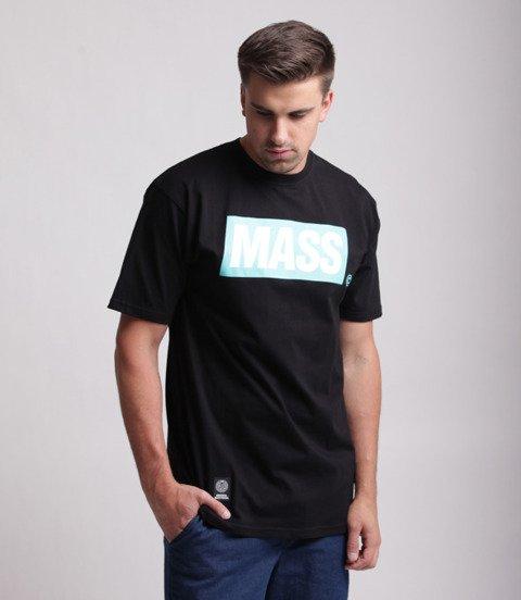 Mass Big Box T-Shirt Czarny