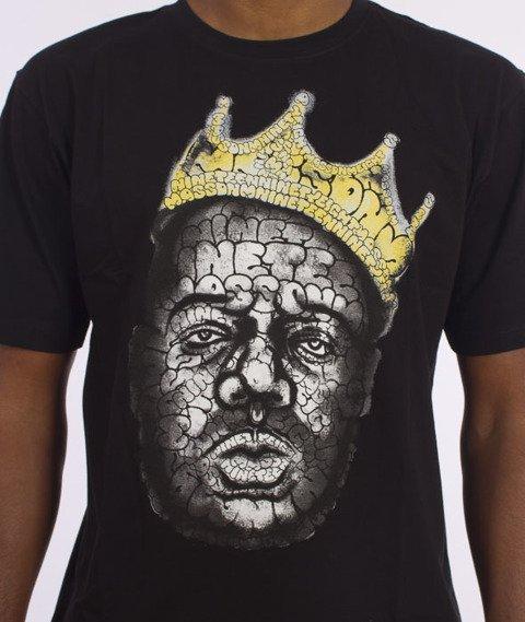 Mass-Brooklyn Legend T-Shirt Czarny