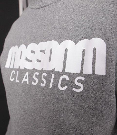Mass CLASSICS Bluza Szary