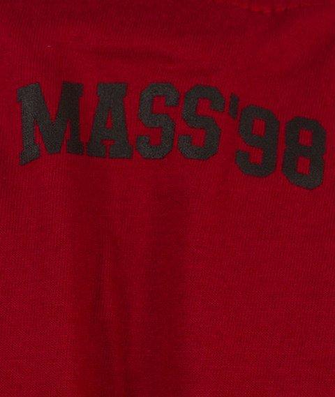 Mass-Campus T-Shirt Bordo