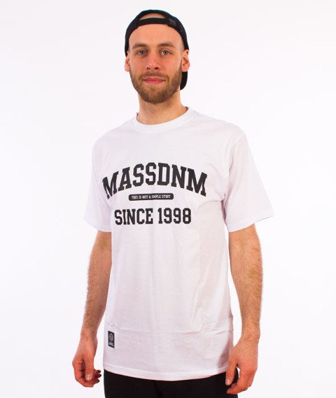 Mass-Campus T-Shirt White