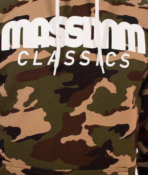 Mass-Classics Hoody Bluza Kaptur Camo