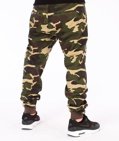 Mass-Classics Jogger Pants Spodnie Camo