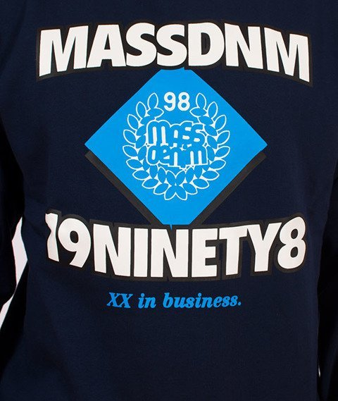 Mass-Creator Bluza Navy