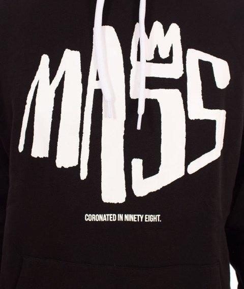 Mass-Crown Bluza Kaptur Black