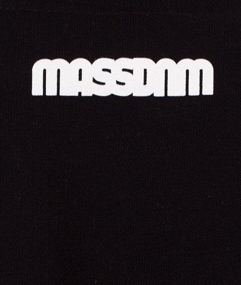 Mass-DJ Crewneck Bluza Czarna